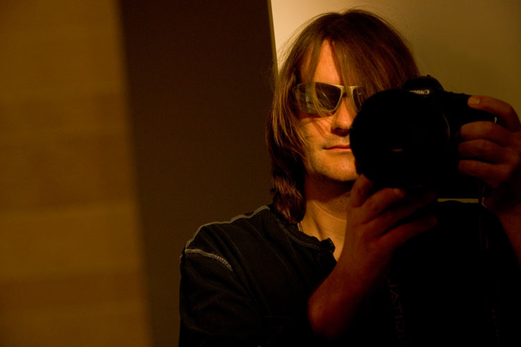 A Face to Jezblog : Self Portrait by Jez Coulson : NYC