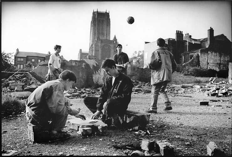 Youth : Liverpool : North of England