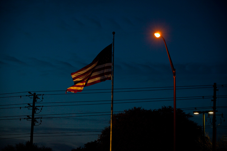 US Flag : Altamonte FL : USA