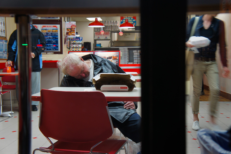 Pizza On 23rd : Chelsea : New York City