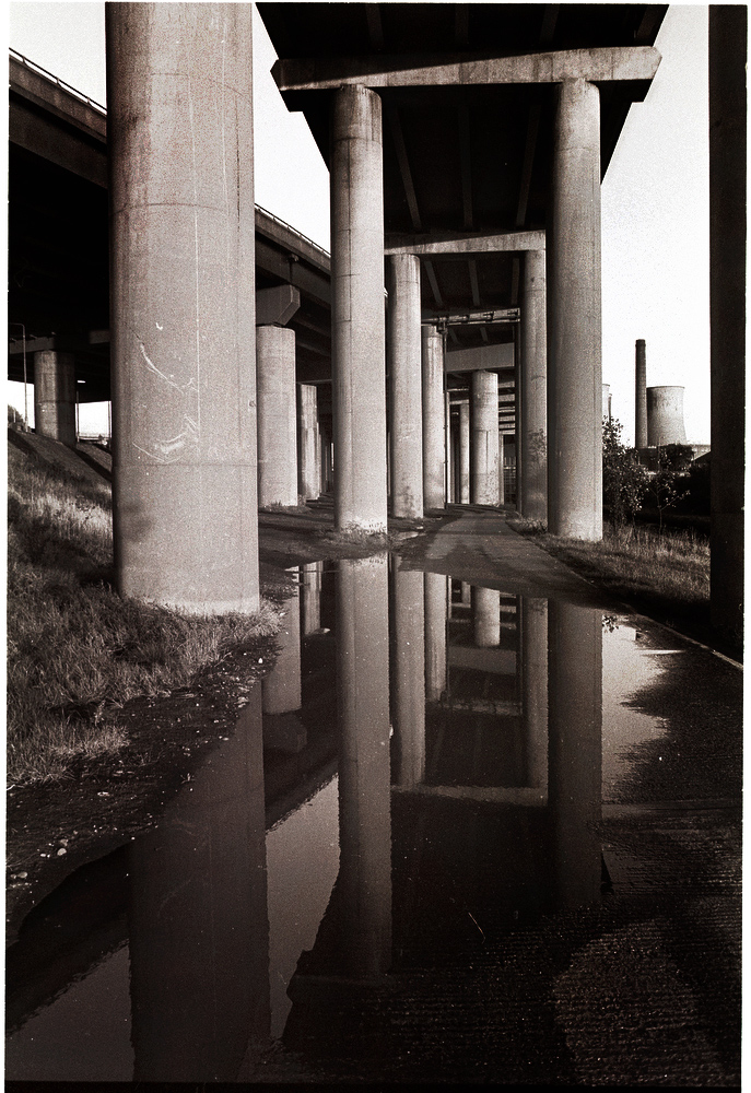 Back to Spaghetti Junction : Birmingham Circa 1983