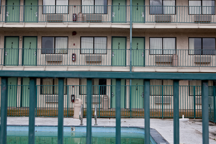 Motel : West Memphis : Arkansas