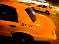 Two Taxi Pass : 3rd Av 74th St : NYC