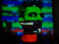 Defcon Hackers Meet : Las Vegas : USA