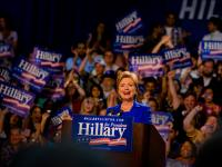 Hillary Clinton........ She is back......... : NYC