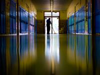 Detroit Public Schools Face Closure : Detroit : Michigan USA