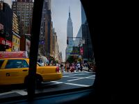 Empire State Taxi : 34th St & 8th Av : NYC