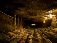 Underground Coal Mine : West Virginia : USA