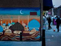The Islam and Football of the East End : Whitechapel : London