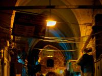 Market Christian Quarter : Old City of Jerusalem : Israel