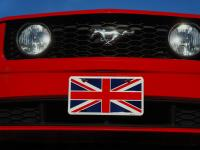 Mustang US UK Beast Car : North Carolina : USA