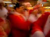 SantaCon : New York : USA