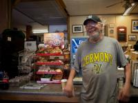 Ray at Mountain Pauls General Store : Putney : Vermont
