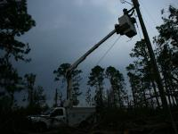 Restoring power in Mississippi