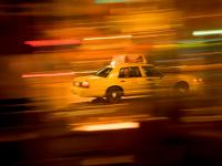 Fast Taxi : 8th Av and 14th St : NYC