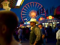 New York State Fair Cowboy : Syracuse NY