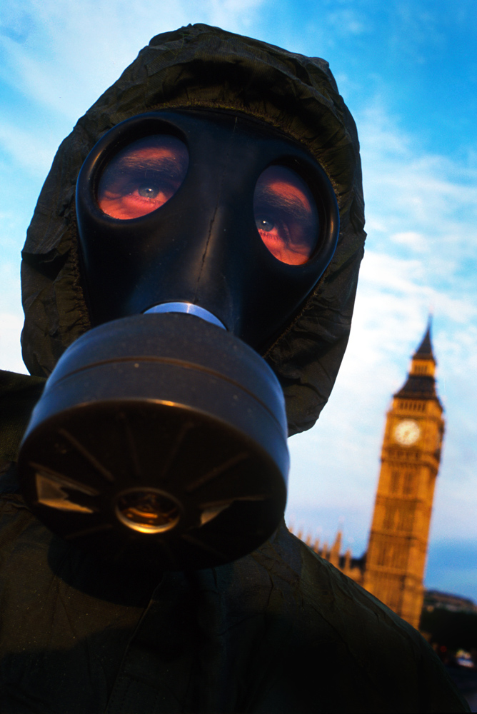 What if it Happened Here? : Nuclear Biological Chemical Houses of Parliament : London