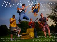Tonight & Tonight Only - Mazie Weeper :  Winstons Marrietta : Near Atlanta