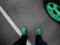 Green Shoes : Bangor : Maine