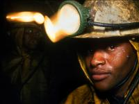 Gold Miners : One  Mile Down : Reef Johannesburg 1994